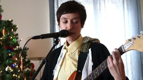 Eskimeaux performs live in Lars Gotrich